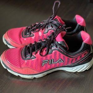 Fila woman's running sneaker